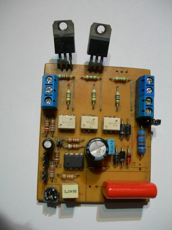 Simple transformerless, fast, precise and high power driver (~11 kW - 3-phase version)